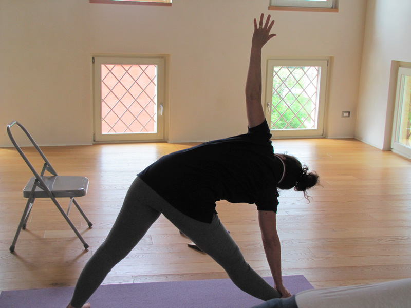 yoga loris de martin