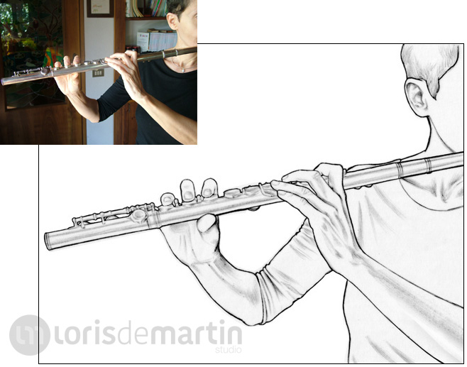 YOGA integrated method musicisti loris de martin