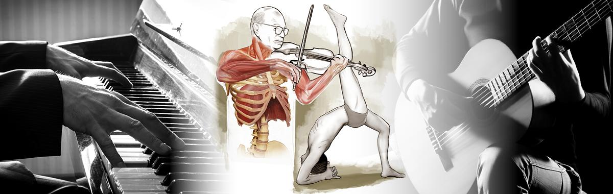 yoga integreted method per musicisti